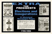 Presidential Elections & Inaugurations Newspaper