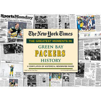 Green Bay Packers History Newspaper