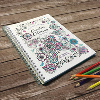 Personalized Creative Coloring Book