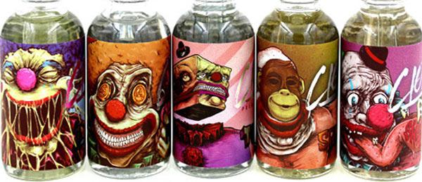 Clown e-liquids UK