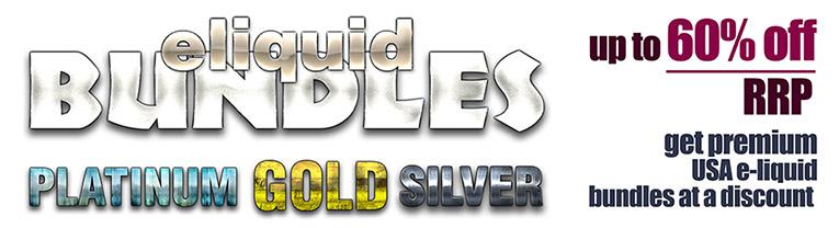 e-liquid bundles