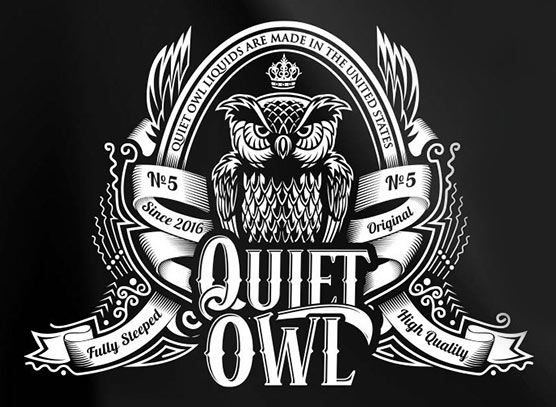quiet owl eliquids by element