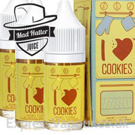 I Love Cookies e-liquid by Mad Hatter - 60% VG - 30ml