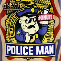 Policeman - One Hit Wonder e-liquid - 80% VG - 10ml