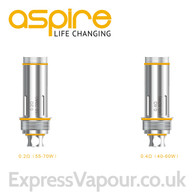 5 Pack of Aspire Cleito Atomisers