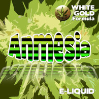 Amnesia - White Gold Formula e-liquid 60% VG - 10ml
