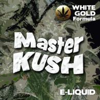 Master Kush - White Gold Formula e-liquid 60% VG - 10ml