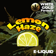 Lemon Haze - White Gold Formula e-liquid 60% VG - 10ml