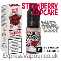 Strawberry Cupcake - Far e-liquids by ELEMENT - 75% VG - 10ml