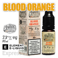 Blood Orange - Tonix e-liquids by ELEMENT - 73% VG - 10ml