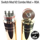 Switch Mod V2 Combo Mod + RDA