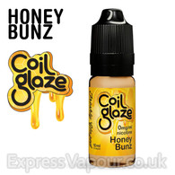 HONEY BUNZ e-liquid by Coil Glaze - 80% VG - 30ml