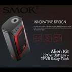 SMOK Alien 220W Vaping Kit
