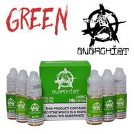 Green - Anarchist e-liquid - 75% VG - 60ml