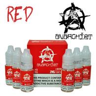 Red - Anarchist e-liquid - 75% VG - 60ml