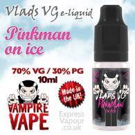 Pinkman On Ice - VLADS VG - 70% VG - 10ml