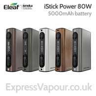 Eleaf iStick Power 80w battery