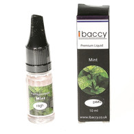 iBaccy E-Liquid - Mint