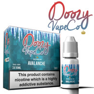 Avalanche by Doozy Vape e-liquid - 70% VG - 30ml