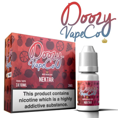 Nektar by Doozy Vape e-liquid - 70% VG - 30ml