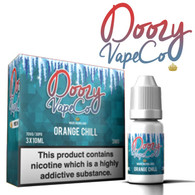 Orange Chill by Doozy Vape e-liquid - 70% VG - 30ml