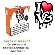 Fantasy Orange by I LOVE VG e-liquid - 70% VG - 30ml