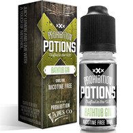 Bathtub Gin by Prohibitions Potions e-liquids 90% VG - 10ml