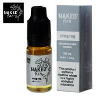 Sting Ray - Naked Fish e-liquids 70% VG 10ml