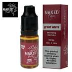 Great White - Naked Fish e-liquids 70% VG 10ml