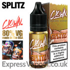 SPLITZ - Clown e-liquids 80% VG 10ml