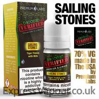 Sailing Stones - Decoded Verified e-liquid 70% VG 10ml