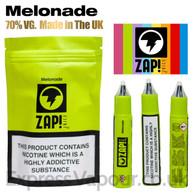 Melonade by ZAP Juice e-liquid 70% VG 30ml