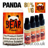 PANDA - Bear Flavor e-liquid - 80% - 40ml