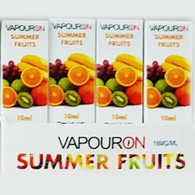 Summer Fruits - VAPOURON e-liquid - 10ml