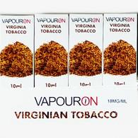 Virginian Tobacco - VAPOURON e-liquid - 10ml