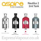 Aspire Nautilus 2 2ml Tank