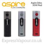 Aspire ZELOS 50w battery