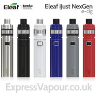 Eleaf iJust NexGen all-in-one e-ci