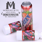 Fizzy Strawberry - Fizzy Juice e-liquid 70% VG 60ml