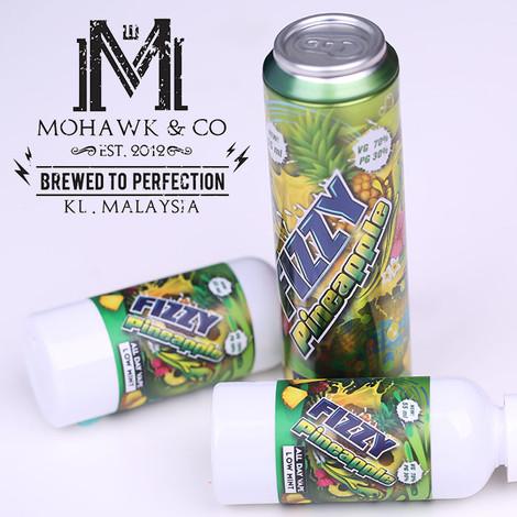 Fizzy Pineapple - Fizzy Juice e-liquid 70% VG 60ml