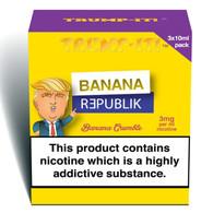 Banana Republik - Trump-It e-liquid 70% VG 30ml