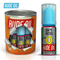 Dirty Diesel - Rude Oil e-liquid 80% VG 30ml