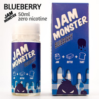 Blueberry Jam Monster e-liquid - Max VG - 50ml