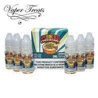 Pebbles Cheesecake - Vaper Treats e-liquid - 80% VG - 60ml