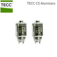 2 x TECC CS Atomisers - 1.5ohm