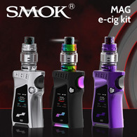 SMOK MAG Vaping Kit - 225w MAG Mod and TFV12 Prince 2ml Tank