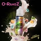 O-RANGZ - Twelve Monkeys e-liquid - 80% VG - 50ml