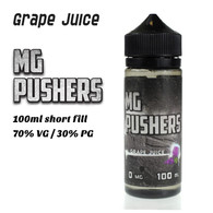 Grape Juice - MG Pushers e-liquids - 100ml
