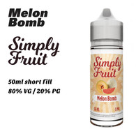 Melon Bomb - Simply Fruit e-liquids - 50ml