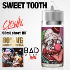 Sweet Tooth Clown e-liquid by Bad Drip Labs - 80% VG - 50ml